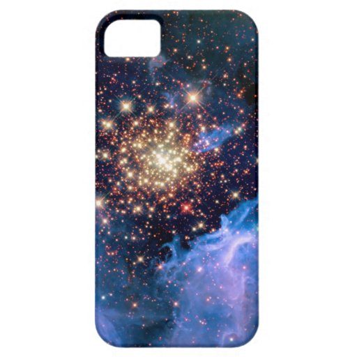 NGC 3603 Star Cluster iPhone 5/5S Cases