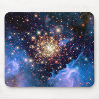 NGC 3603 Star Cluster Mouse Pad