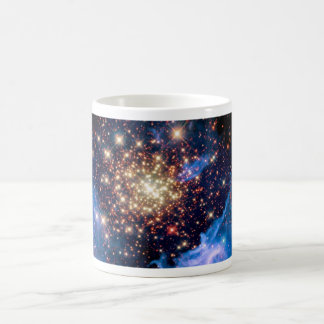 NGC 3603 Star Cluster - NASA Hubble Space Photo Coffee Mug