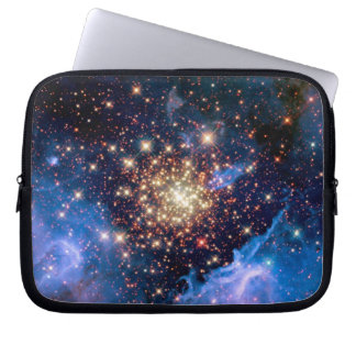 NGC 3603 Star Cluster - NASA Hubble Space Photo Computer Sleeve
