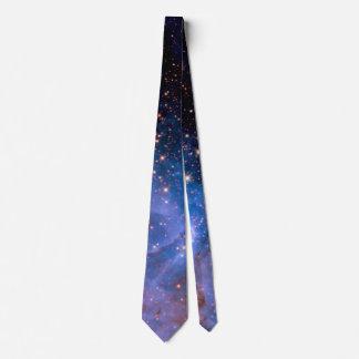 NGC 3603 Star Cluster Neck Tie