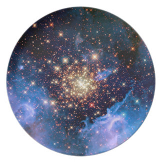 NGC 3603 Star Cluster Plates