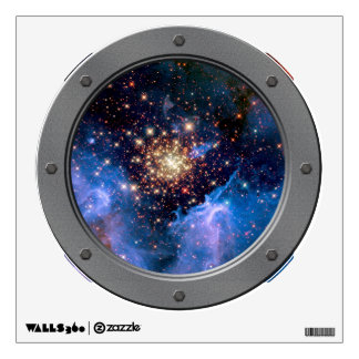 NGC 3603 Star Cluster Wall Decals