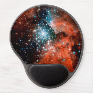 NGC 3603 Star Forming Region Gel Mouse Pad