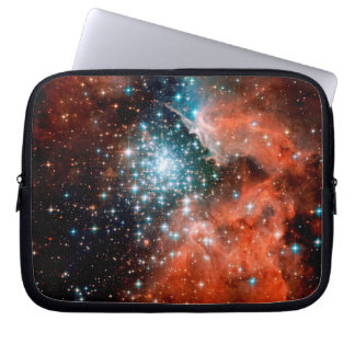 NGC 3603 Star Forming Region - Hubble Space Photo Computer Sleeve