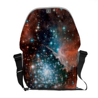 NGC 3603 Star Forming Region - Hubble Space Photo Courier Bag