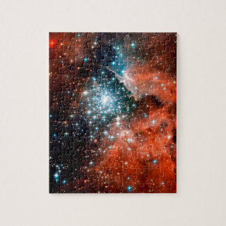 NGC 3603 Star Forming Region Jigsaw Puzzle