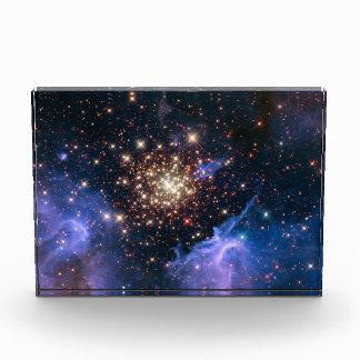 NGC 3603 super star cluster NASA Award