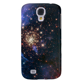 NGC 3603 super star cluster NASA Galaxy S4 Cover