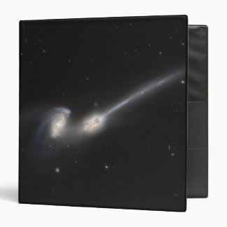 NGC 4676, also known as the Mice Galaxies 3 Ring Binder