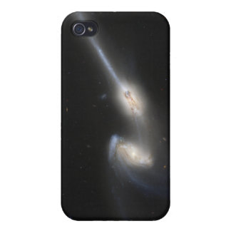 NGC 4676, also known as the Mice Galaxies iPhone 4 Covers