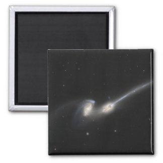 NGC 4676, also known as the Mice Galaxies Magnet