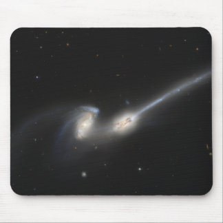 NGC 4676, also known as the Mice Galaxies Mouse Pad