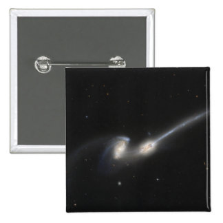NGC 4676, también conocido como las galaxias de Pin Cuadrada 5 Cm
