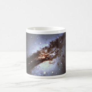 NGC 5128  Centaurus A Galaxy NASA Coffee Mug