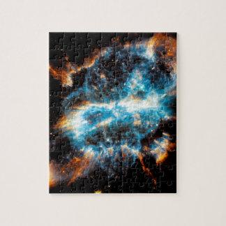 NGC 5189 Planetary Nebula Jigsaw Puzzle