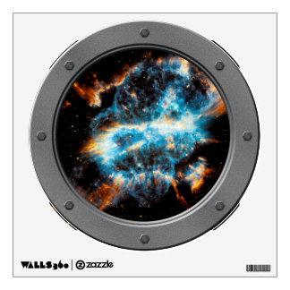 NGC 5189 Planetary Nebula Porthole View Room Sticker
