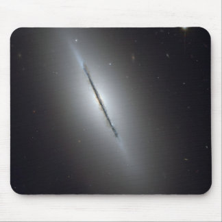 NGC 5866 NASA spiral galaxy Mouse Pad
