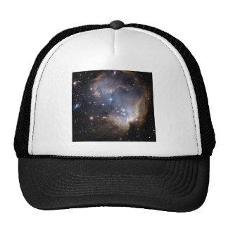 NGC 602 bright stars Mesh Hat