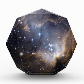 NGC 602 bright stars NASA Award
