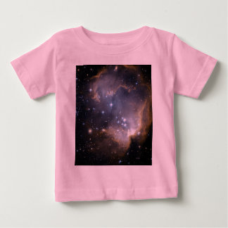NGC 602 bright stars NASA Baby T-Shirt