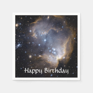 NGC 602 bright stars Standard Cocktail Napkin