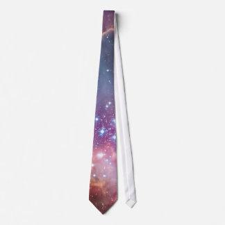 NGC 602: Small Magellanic Cloud Neck Tie