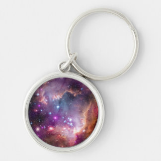 NGC 602 Star Formation Keychain