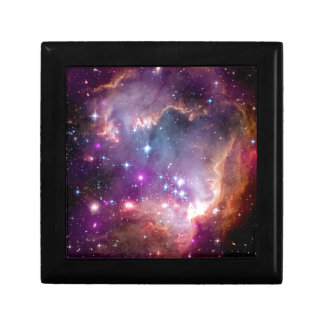 NGC 602 Star Formation - NASA Hubble Space Photo Jewelry Box