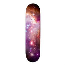 NGC 602 Star Formation - NASA Hubble Space Photo Skateboard