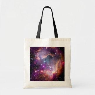 NGC 602 Star Formation - NASA Hubble Space Photo Tote Bag