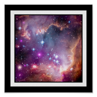 NGC 602 Star Formation Posters