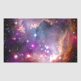 NGC 602 Star Formation Rectangle Stickers