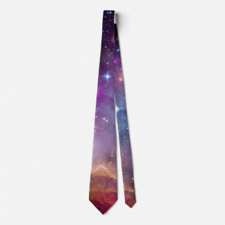 NGC 602 Star Formation Tie