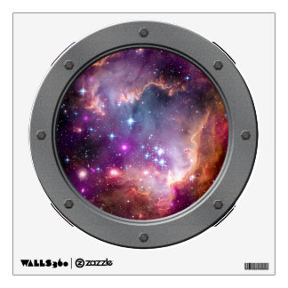 NGC 602 Star Formation Wall Stickers