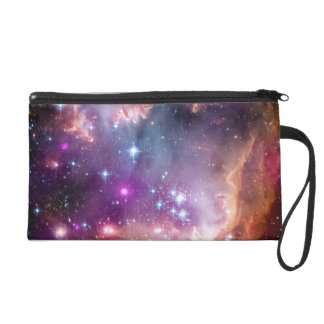 NGC 602 Star Formation Wristlet Purse