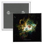 NGC 604 en la galaxia M33 Pins