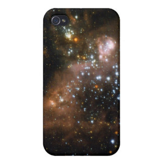 NGC 604 Galactic brown star clouds iPhone 4 Case