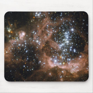 NGC 604 Galactic brown star clouds Mouse Pad