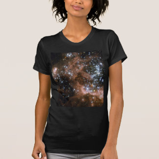 NGC 604 Galactic brown star clouds T-Shirt