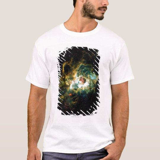 NGC 604 In Galaxy M33 T-Shirt