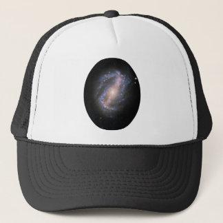 NGC-6217 Barred Spiral Galaxy Trucker Hat