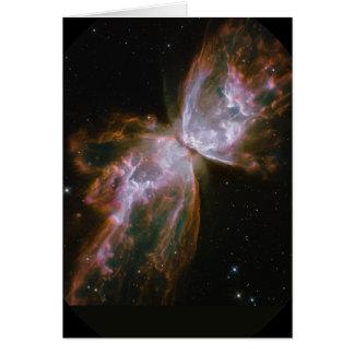 NGC 6302 Butterfly Nebula Card
