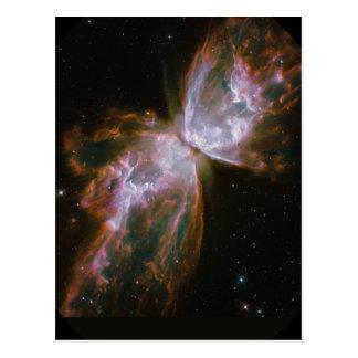 NGC 6302 Butterfly Nebula Postcard