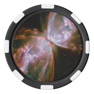 NGC 6302 POKER CHIPS