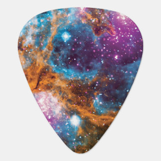 NGC 6357 Star Forming Region Colorful Space Photo Guitar Pick