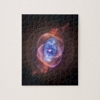 NGC 6543: La nebulosa del ojo de gato Puzzles