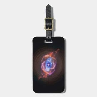 NGC 6543: The Cat's Eye Nebula Bag Tag