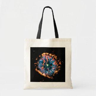 NGC 6751 Planetary Nebula Tote Bag