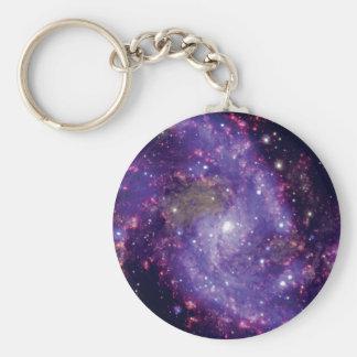 NGC 6946: The 'Fireworks Galaxy' Keychain